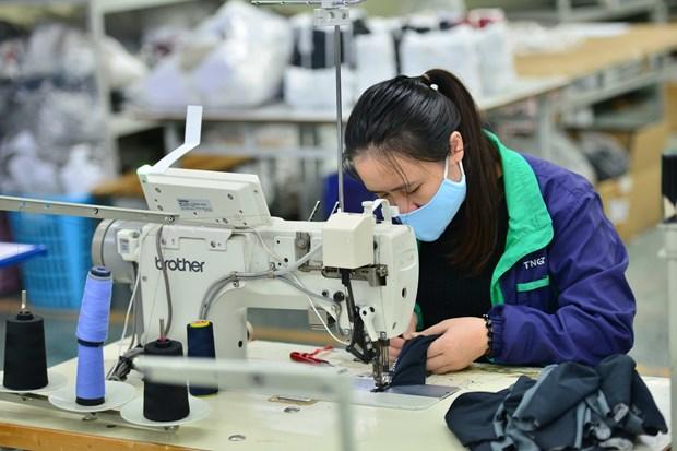 2020年越南个人防护用品产量翻六倍 hinh anh 1