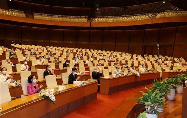 为增强人民对党、国家和政治体系的信任作出贡献 hinh anh 1