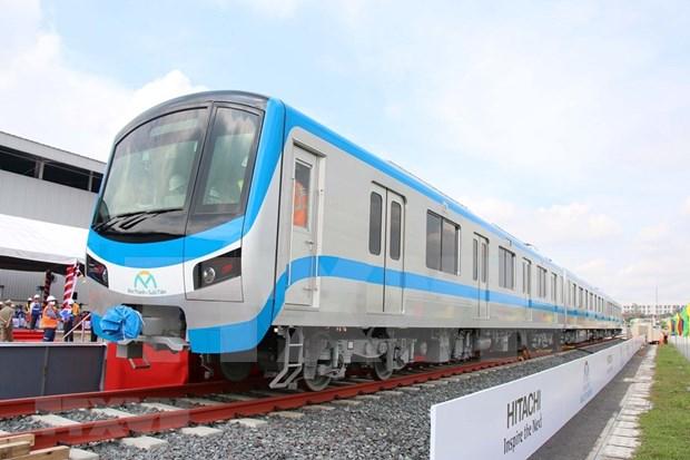 胡志明市优先投资铁路和BRT交通项目 hinh anh 1