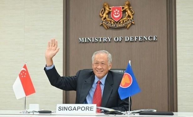 东盟在新加坡设立网络安全中心 hinh anh 1