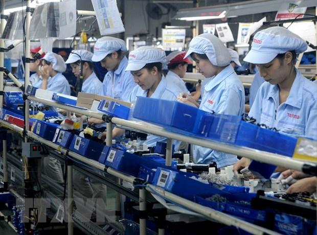 今年前5个月越南北宁省吸引75个新投资项目 hinh anh 1