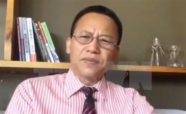 涉嫌煽动分裂国家罪的特别通缉对象黎文勇被捕 hinh anh 1