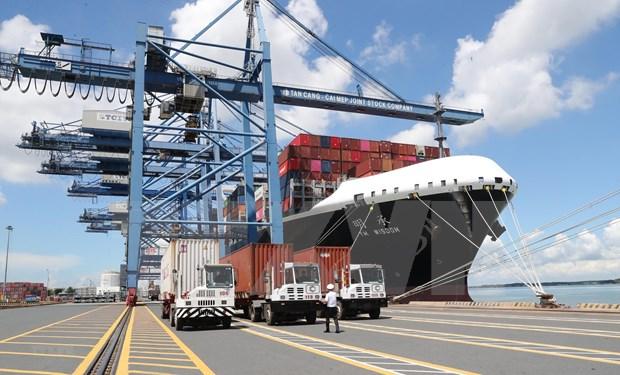 今年上半年胡志明市出口额增长超过 5% hinh anh 1