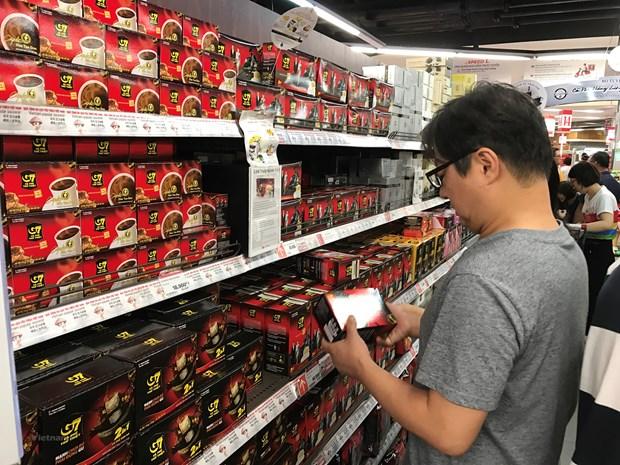越南咖啡迈向国际高端市场 hinh anh 1
