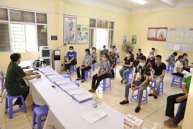 900多名志愿者参加Nano Covax疫苗第二次三期临床试验 hinh anh 2