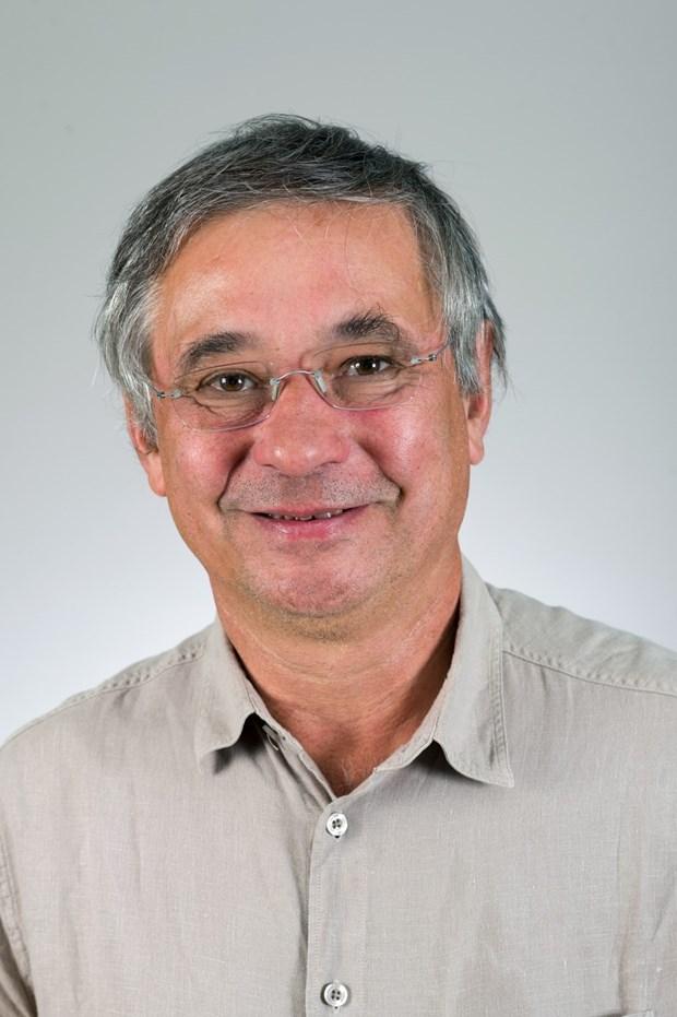 法共全国委员会委员隆德皮埃尔:阮富仲总书记的文章包含了贯穿胡志明思想的许多价值 hinh anh 2