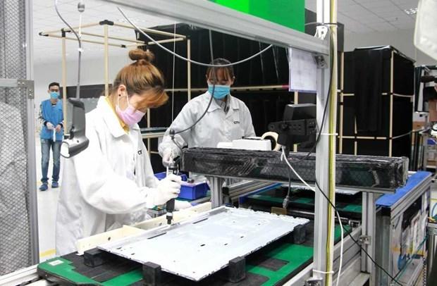 广宁省各工业园区引进投资资金超过 9.75亿美元 hinh anh 1