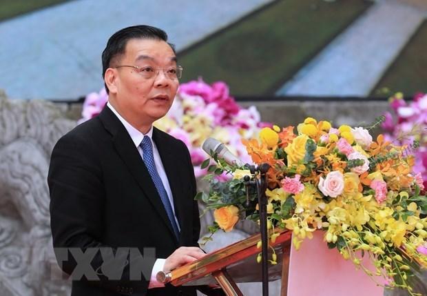 越南政府总理批准河内市人民委员会主席和副主席等职务 hinh anh 1