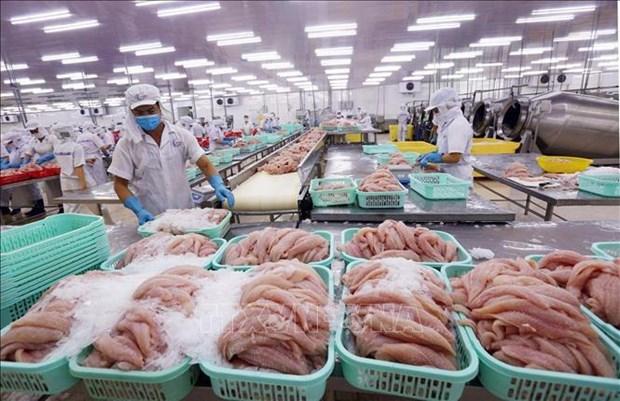 2021年越南水产品出口额有望达90亿美元