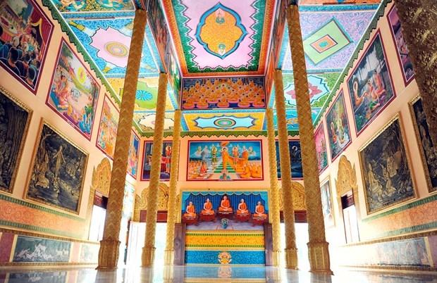 越南南部地区高棉族丰富多样的文化旅游产品 hinh anh 4