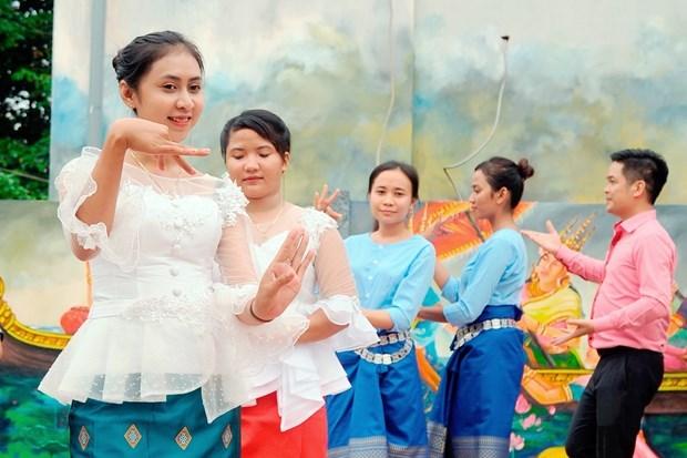 越南南部地区高棉族丰富多样的文化旅游产品 hinh anh 1