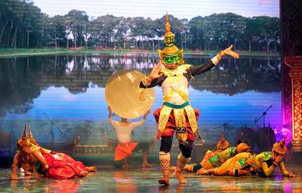 越南南部地区高棉族丰富多样的文化旅游产品 hinh anh 2