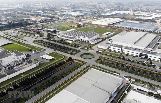 北江省力争2030年成为现代化工业省份 hinh anh 1