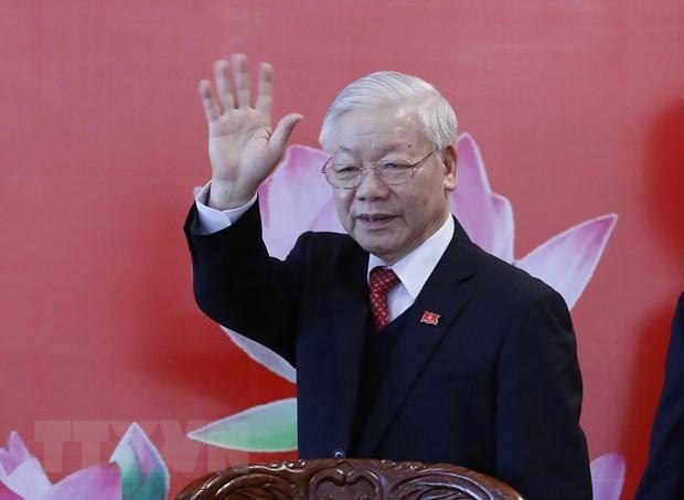 对越共中央总书记署名文章的心得体会:重视文化在经济发展中的作用 hinh anh 1