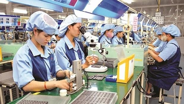 越南辅助工业:加速发展 提高在全球价值链的地位 hinh anh 1