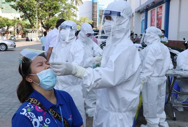 新冠肺炎疫情:卫生部出动近1万名医务人员支援胡志明市 hinh anh 1