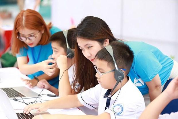 越南教育领域初创公司成功从阿里巴巴公益基金筹集200万美元 hinh anh 1