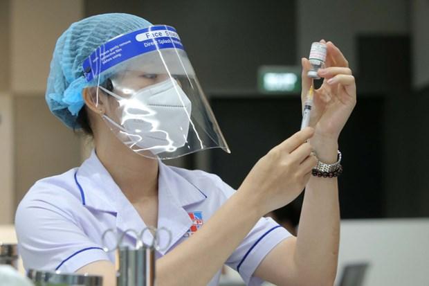 越南在全国范围内开展有史以来规模最大的接种计划 hinh anh 1