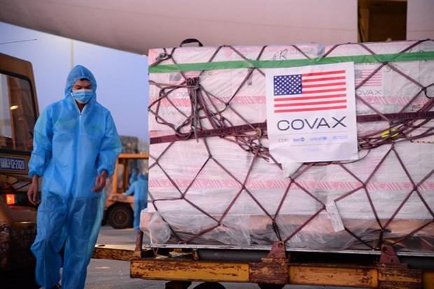 超过200万剂Moderna疫苗已运抵越南 hinh anh 2