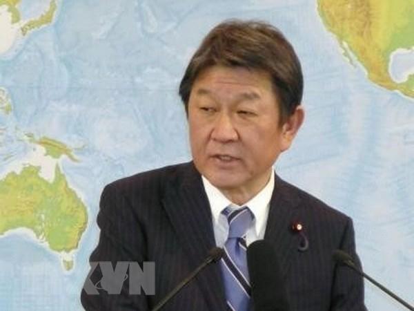 日本和加拿大呼吁有关各方遵守UNCLOS解决东海问题 hinh anh 1