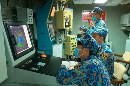 越南人民海军代表团首次参加国际军事比赛:在国际赛场上锤炼本领 hinh anh 4