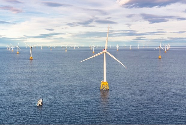 越俄油气联营公司开展罗干风电项目海洋地质调查 hinh anh 1