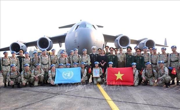 主动、灵活、创新和有效开展国防对外和融入国际工作 hinh anh 1