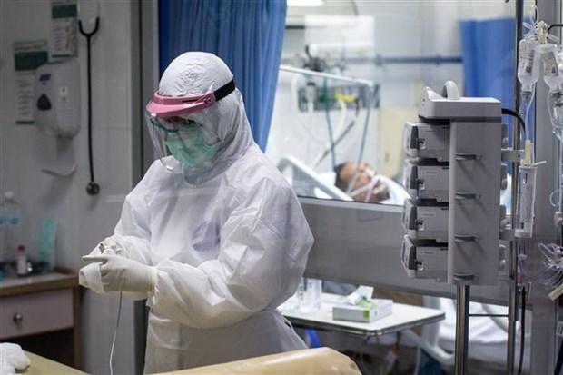 东南亚新冠肺炎疫情持续严峻复杂 hinh anh 1