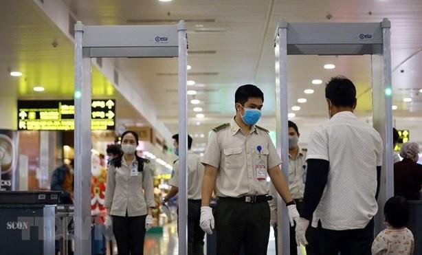 越南航空局要求强化对飞往日本航班的安全保障措施 hinh anh 1