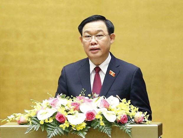 将胡志明思想运用于立法工作 致力于建设与完善越南社会主义法治国家 hinh anh 1