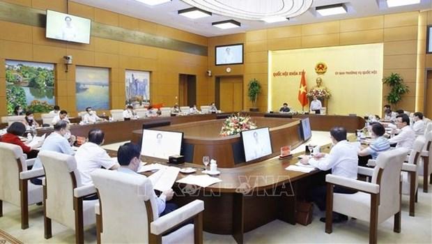 国会主席王廷惠:缩短第十五届国会第一次会议召开时间 保障会议绝对安全 hinh anh 1