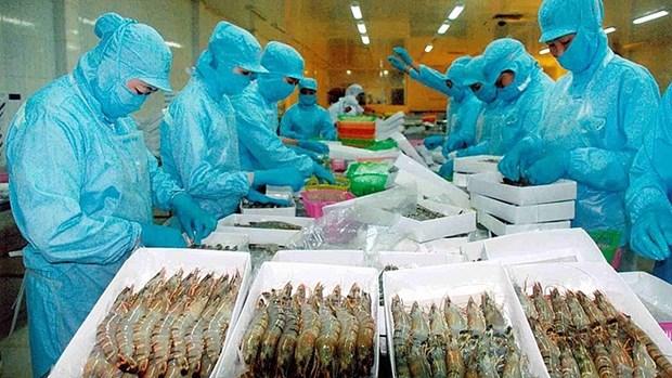 越南水产品出口呈复苏态势 hinh anh 1