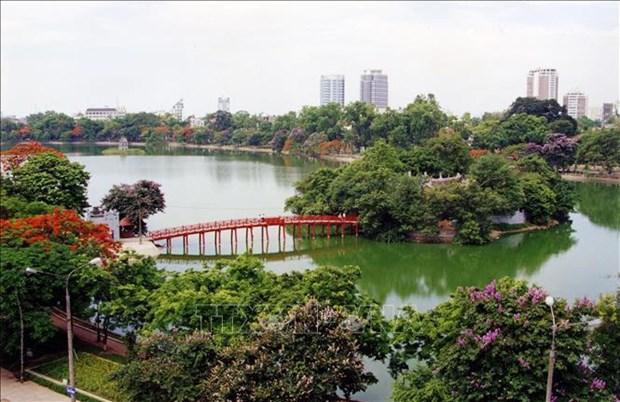 """范明政总理:将河内建成不愧于千年文化底蕴、""""致力于和平城市""""的首都 hinh anh 2"""