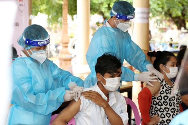 新冠肺炎疫情:老挝继续延长封锁令 柬埔寨新增确诊病例数继续增加 hinh anh 1