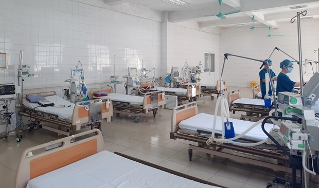 河内市制定为收治新冠肺炎患者准备5000张病床方案 hinh anh 2