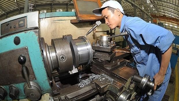 2021年上半年工业生产:各先导产业出现积极信号 hinh anh 1
