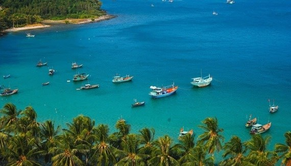 越南交通运输部同意富国岛试点接待游客 hinh anh 1