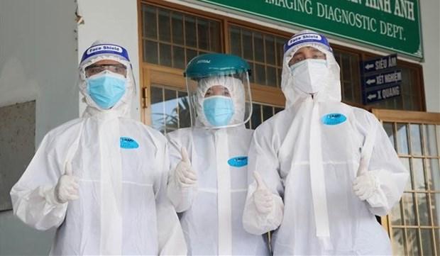 7月21日上午越南报告新增新冠肺炎确诊病例2787例 hinh anh 1