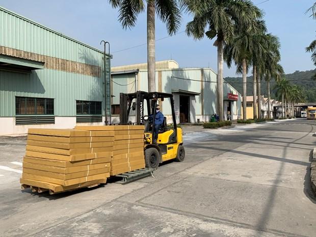 越南贸易平衡将会在下半年有所改善 hinh anh 1