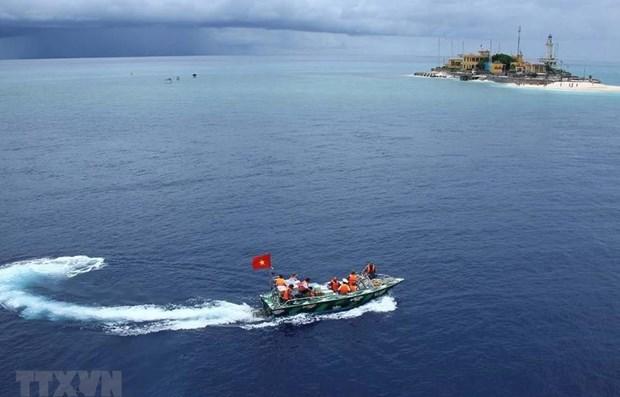 有关东海的裁决——建立海上秩序的法律基础 hinh anh 1