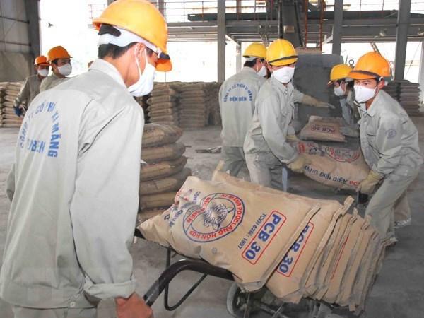 越南水泥和熟料出口额增长32% hinh anh 1