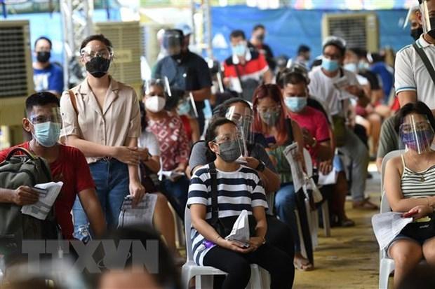 东南亚多国疫情形势不容乐观 hinh anh 1