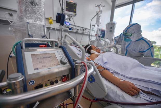 胡志明市新增治愈出院人员3851例 卫生部再在该市设立三个积极康复中心 hinh anh 1