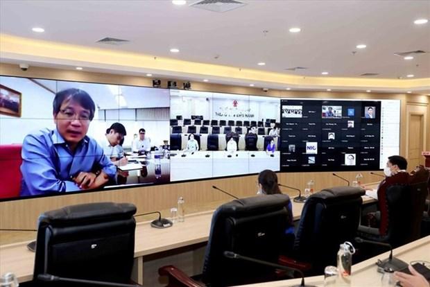 在韩国越南创新网络即将亮相 hinh anh 1