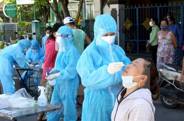 旅居澳大利亚和新喀里多尼亚越南人积极支持国内防疫工作 hinh anh 1