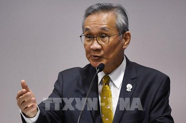 泰国促进与东盟合作 致力推进后疫情时代全面恢复 hinh anh 1