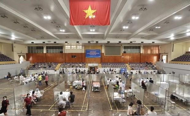 8月3日上午越南新增3578例新冠肺炎确诊病例 治愈病例增至46965例 hinh anh 1