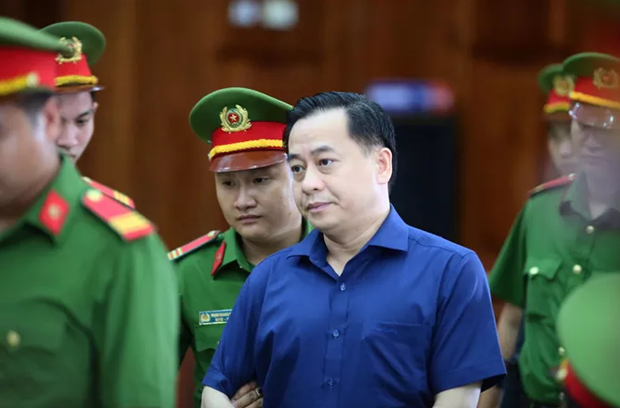 原公安部情报总局副局长阮维灵遭起诉 hinh anh 1
