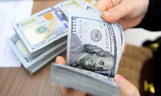 8月5日上午越盾对美元汇率中间价上调2越盾 hinh anh 1