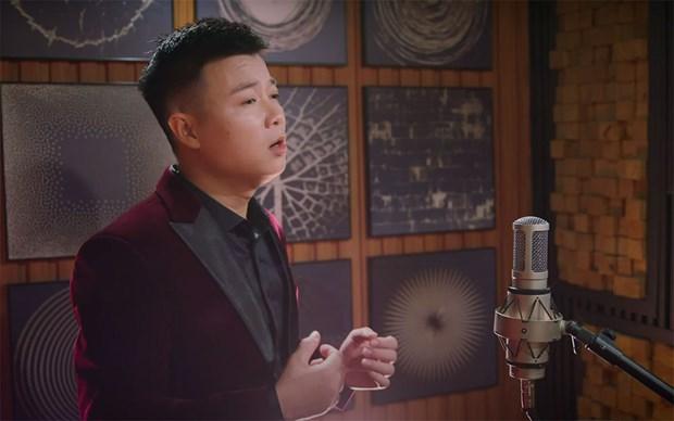 歌手武胜利发布音乐短片 为胡志明市抗击疫情加油助威 hinh anh 1
